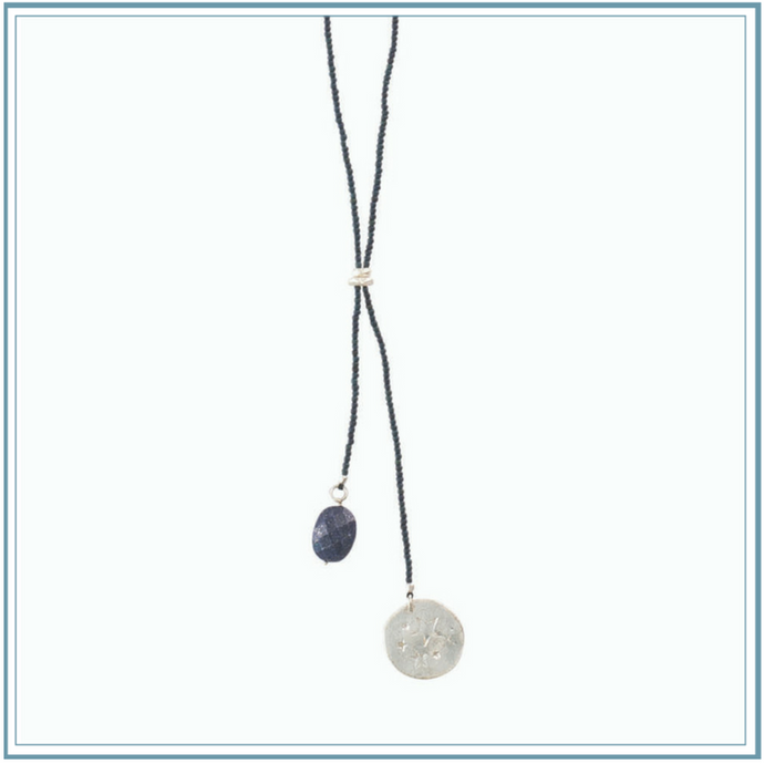 ALWAYS - A Beautiful Story collection-ABS necklace-[recycled]-[fair trade]-Mosami-ethical-fairtrade-mindful-conscious-ecofriendly-recycled