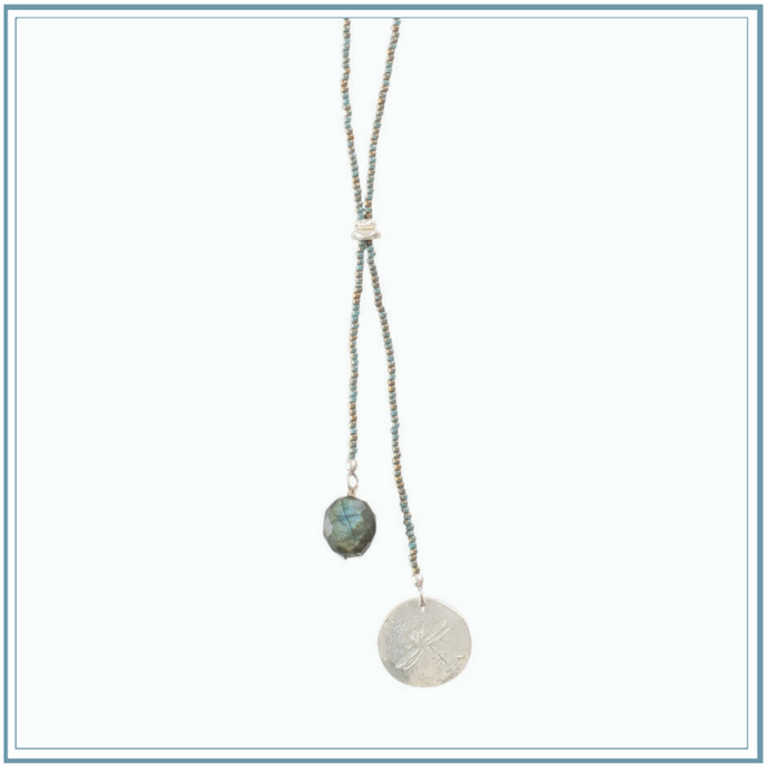 TRANSFORM - A Beautiful Story collection-ABS necklace-[recycled]-[fair trade]-Mosami-ethical-fairtrade-mindful-conscious-ecofriendly-recycled