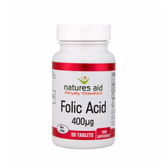 Folic Acid  (400µg)
