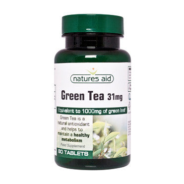 Green Tea (31mg)