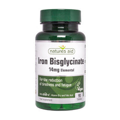 Iron Bisglycinate with Ester-C (14mg)