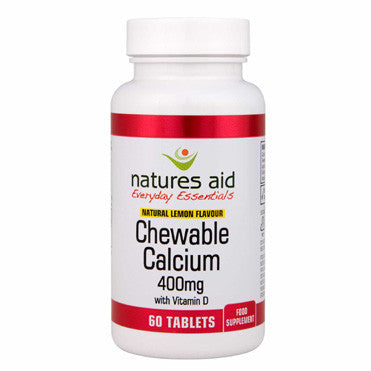 Chewable Calcium (400mg)