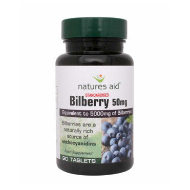 Bilberry (50mg)