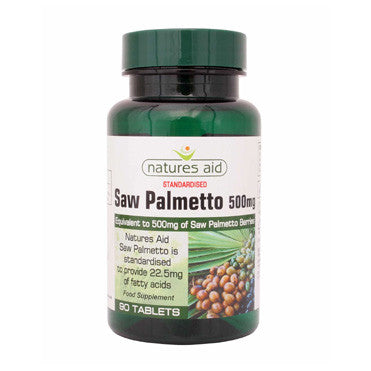Saw Palmetto (500mg)