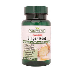 Ginger Root (500mg)