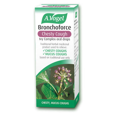 Bronchoforce Chesty Cough