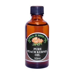 Peach Kernel Oil - Pure Base Oil