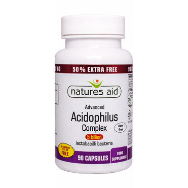 Acidophilus Complex (50mg)