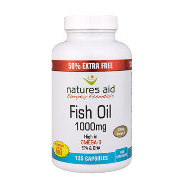 Fish Oil (1000mg)