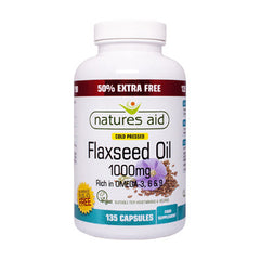 Flaxseed Oil (1000mg)
