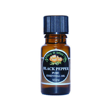 Black Pepper - Pure Essential Oil