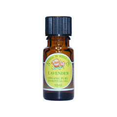 Lavender - Organic Pure Essential Oil