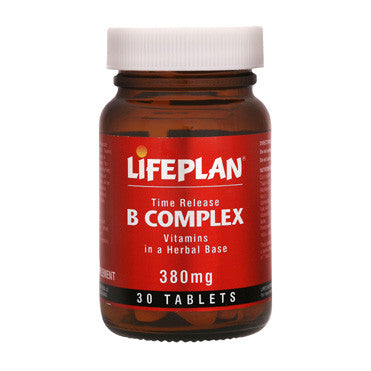 Vitamin B Complex Time Release (380mg)