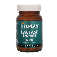 Lactase Enzyme (125mg)