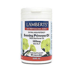 Evening Primrose Oil with Starflower Oil (1000mg)