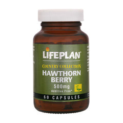 Hawthorn Berry (400mg)