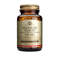 No-Flush Niacin (500mg)