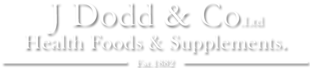 J Dodd & Co Ltd - Health Foods & Supplements