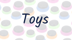 Words & Phrases: Toys - How to teach your dog to talk with buttons