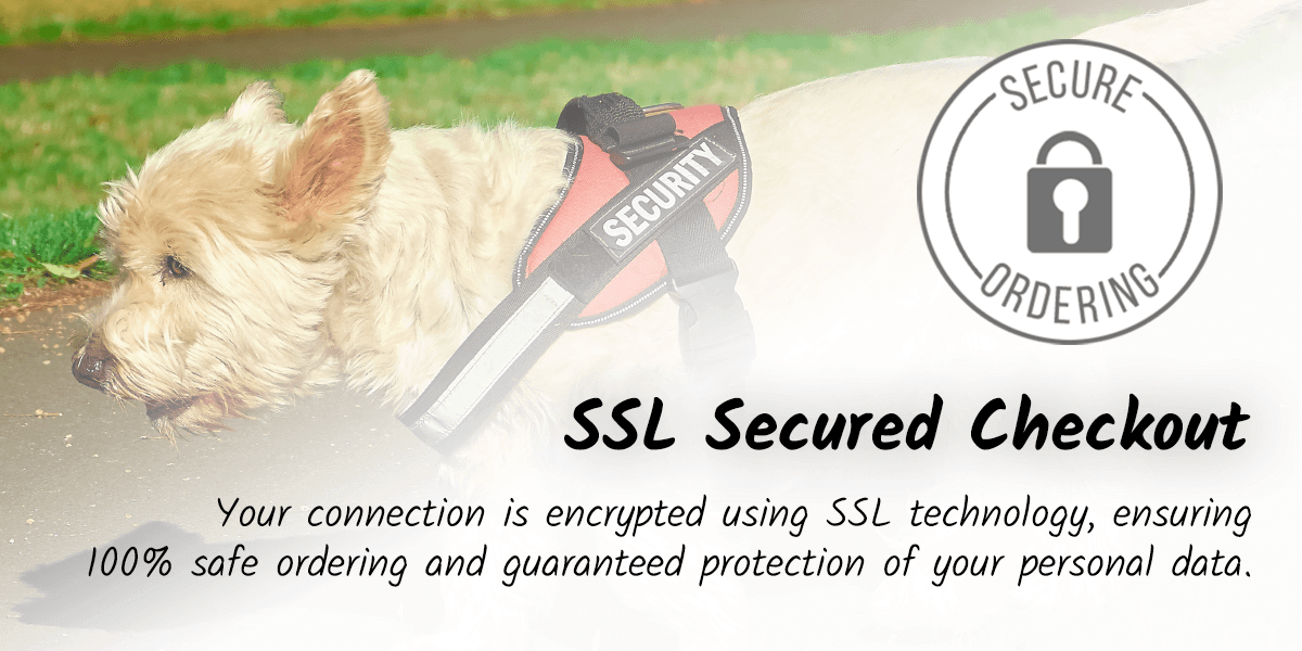 Your connection is encrypted using SSL technology, ensuring 100% safe ordering and guaranteed protection of your personal data. Order recordable sound buttons risk-free!