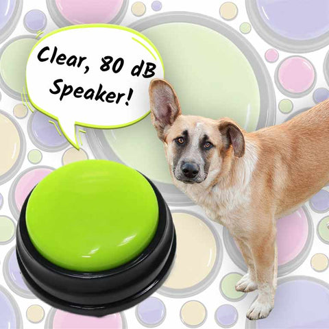 16 Pack - Word Buttons For Pets To Speak