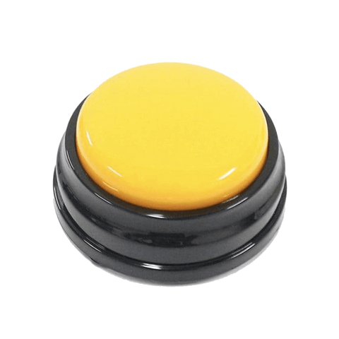 Image of Yellow Dog Speech Button
