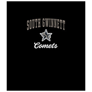 South Gwinnett Comets Logo
