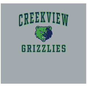 Creekview Grizzlies Logo