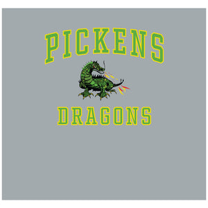 Pickens Dragons Logo