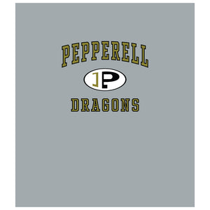 Pepperell Dragons Logo