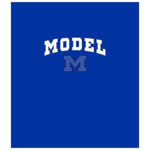 Model Blue Devils Wordmark