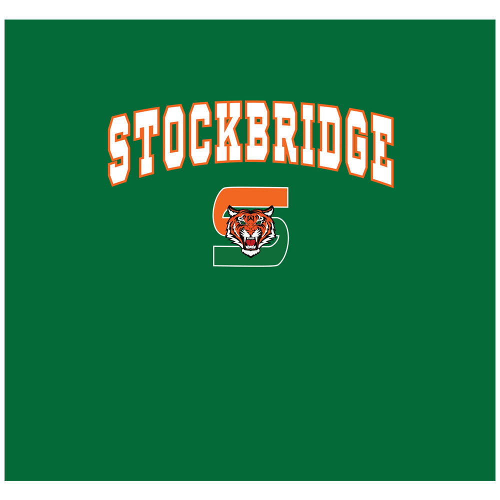 Stockbridge Tigers Wordmark