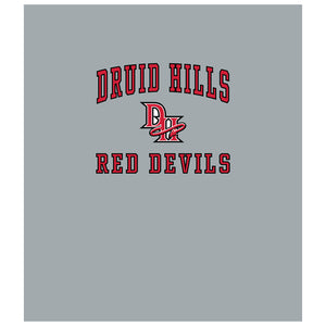 Druid Red Devils Logo