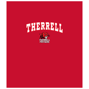 Therrell Panthers Wordmark
