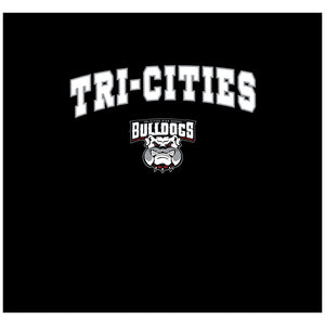 Tri-Cities Bulldogs Wordmark
