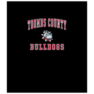 Toombs Bulldogs Logo