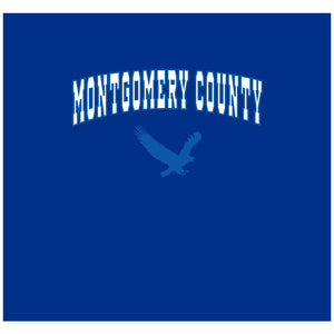 Montgomery Eagles Wordmark