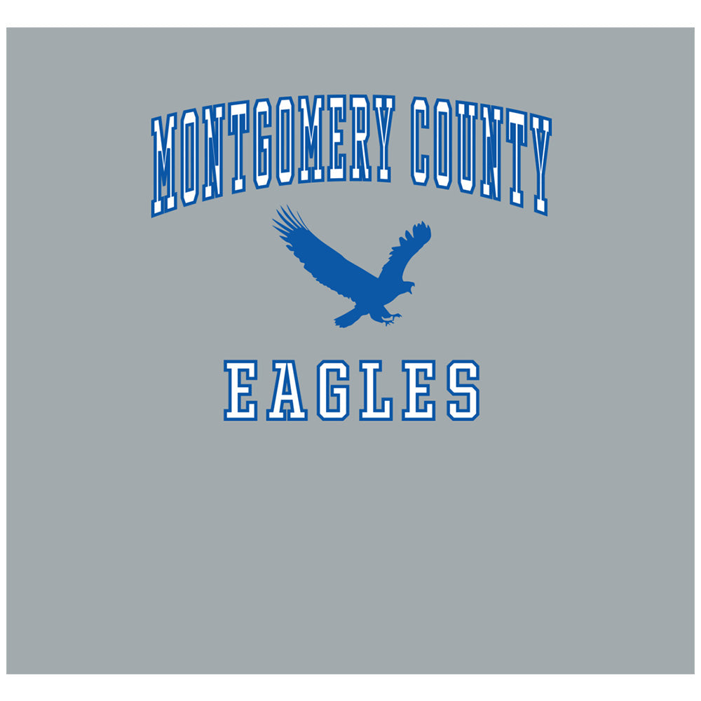 Montgomery Eagles Logo