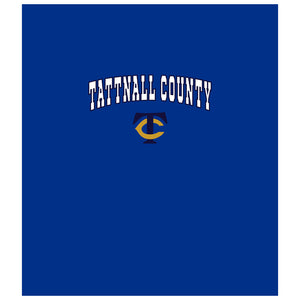 Tattnall Warriors Wordmark
