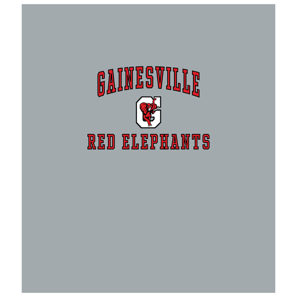 Gainesville Red Elephants Logo