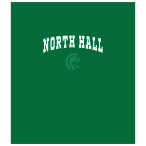 North Hall Trojans Wordmark