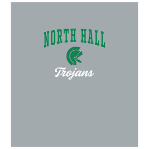 North Hall Trojans Logo