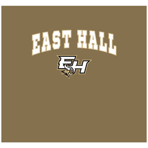 East Hall Vikings Wordmark