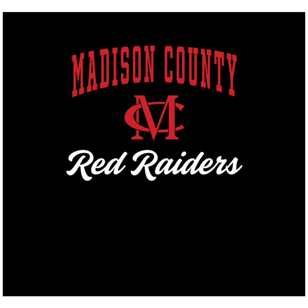 Madison Red Raiders Logo