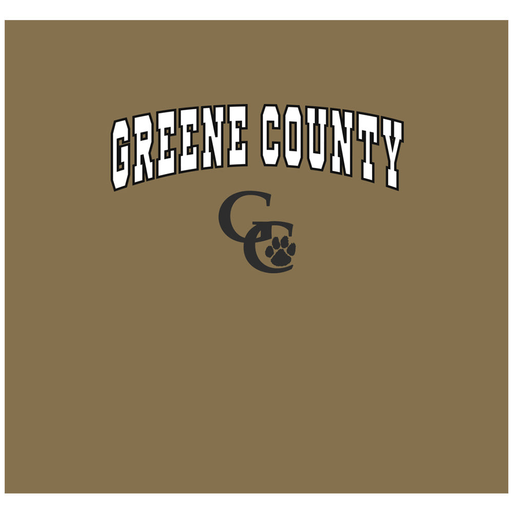 Greene Tigers Wordmark