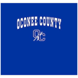 Oconee Warriors Wordmark