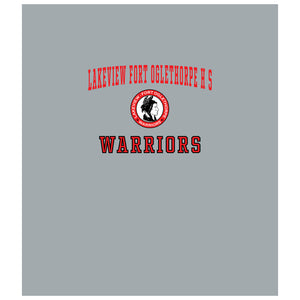 Lakeview Warriors Logo