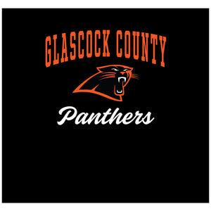 Glascock Panthers Wordmark