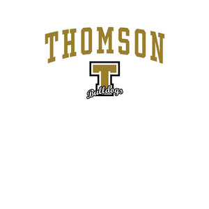 Thomson Bulldogs Wordmark