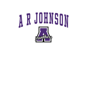 A R Johnson Panthers Wordmark